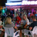 Bar in Albir