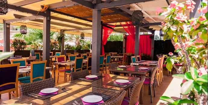 Saritas Indian restaurant