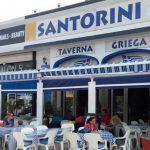 Greek restaurant albir