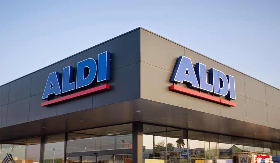 aldi supermarket albir