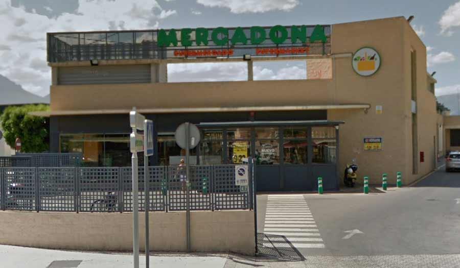 Mercadona Supermarket