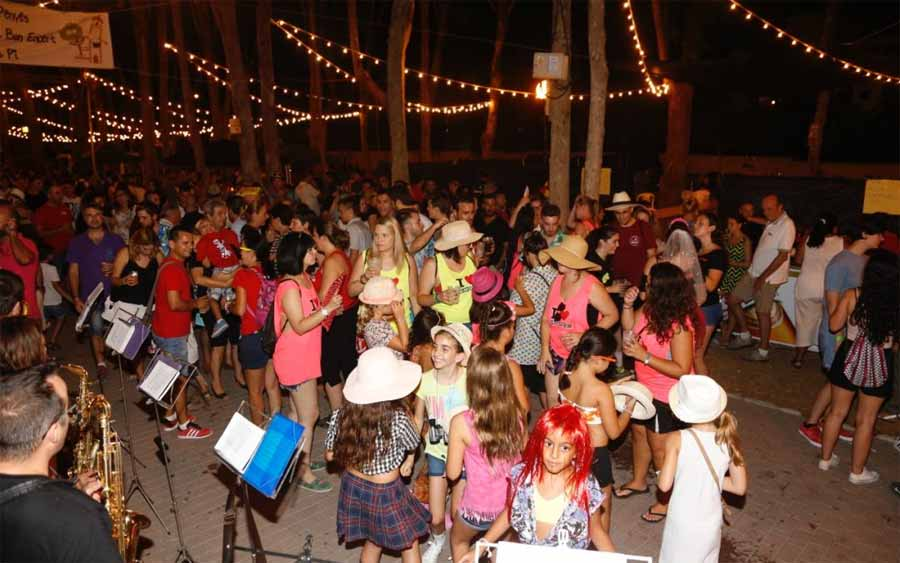 Albir fiestas 2019