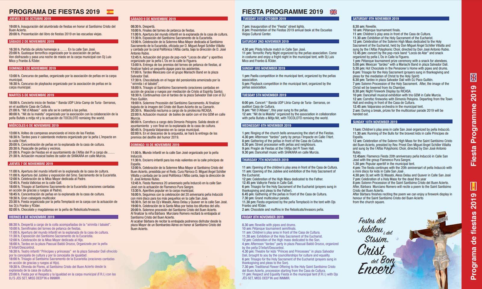 Fiesta Program