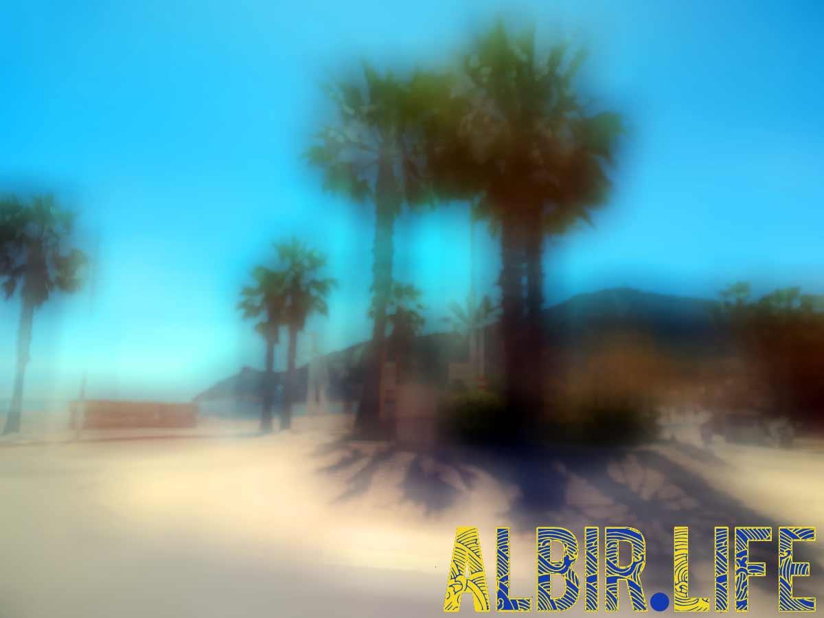 Empty streets Albir
