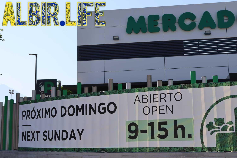Mercadona open on Sunday