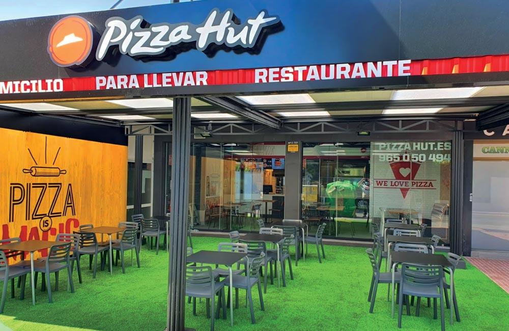 pizza hut benidorm