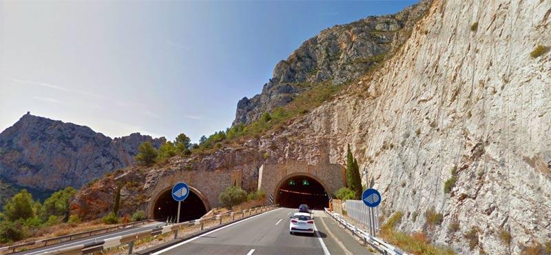 mascarat tunnel