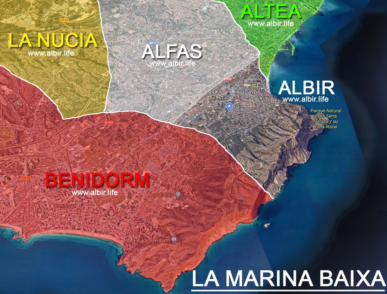 Albir Spain