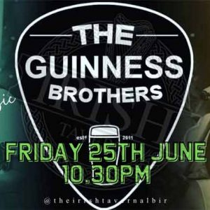 guinness brothers live