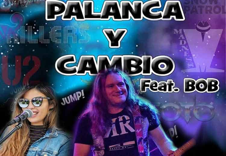 Palanca y Cambio Live Music