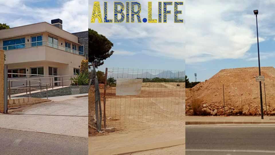 development works in Albir