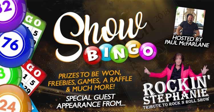 Show Bingo